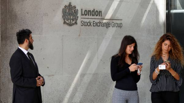 FTSE flat ahead of trade talks, Dunelm lifts mid-caps