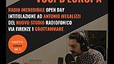 Studio radio intitolato a Megalizzi