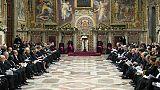 Papa: ritorno populismi,fiducia in crisi