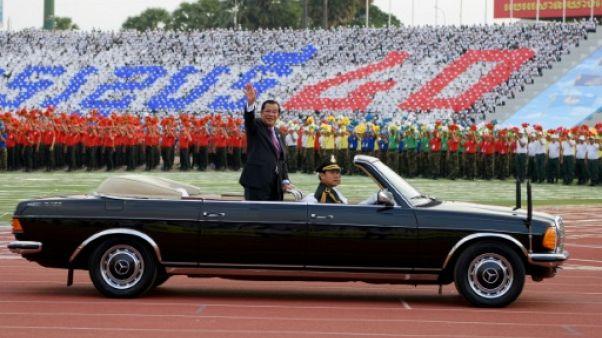 Le Cambodge célèbre les 40 ans de la fin du régime des Khmers rouges
