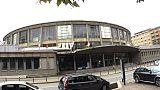Al Paladozza di Bologna museo del basket