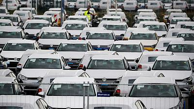 Western European car sales fall as trade, Brexit hit confidence
