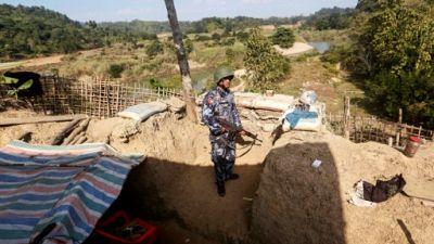"""Birmanie: """"opérations de représailles"""" contre des rebelles en Etat Rakhine"""