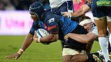 Rugby: Robins Tchale-Watchou réélu à la présidence du syndicat des joueurs professionnels