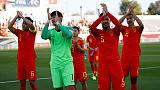 Coppa Asia: Cina batte 2-1 il Kyrgyzstan