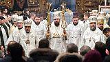 Ukraine: première liturgie pour la nouvelle Eglise orthodoxe indépendante
