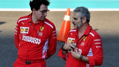 F1: Binotto nouveau patron de Ferrari, en remplacement de Arrivabene (écurie)