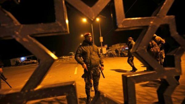 La frontière avec l'Egypte fermée pour les Palestiniens sortant de Gaza (Hamas)