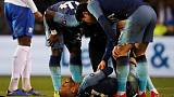 Spurs suffer Moura injury blow but Pochettino happy with squad depth