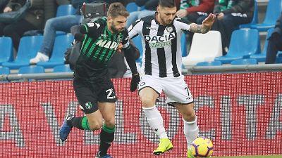 Genoa: in arrivo Pezzella dall'Udinese