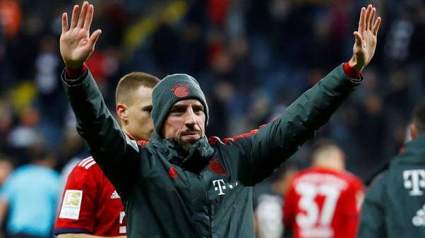 Ribery's profanity-laced social media post prompts outrage