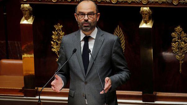 رئيس الوزراء: فرنسا تعتزم تشديد العقوبات بشأن الاحتجاجات غير المصرح بها