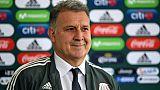 Foot: l'Argentin Gerardo Martino nouveau sélectionneur du Mexique