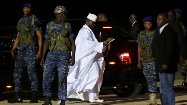 Ex-president Jammeh was 'trouble' for Gambia from the start - first Commission witness