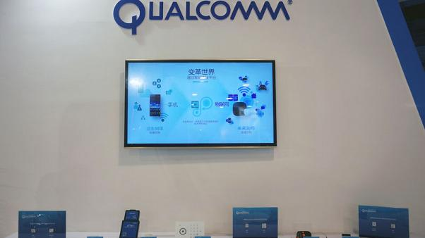 Qualcomm expands car computer chip lineup, adds music from Amazon