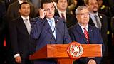 Guatemala to shut down U.N. anti-corruption body early