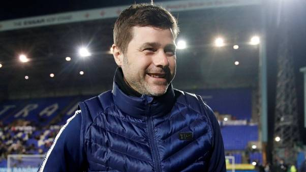 Pochettino wants to be at Spurs for '20 years'