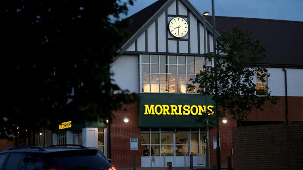 Morrisons' sales growth slows at Christmas