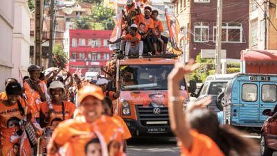 La justice malgache valide l'élection de Rajoelina à la présidence
