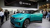 EV startup Byton aims to raise $500 million to fund growth - sources