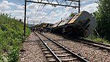 ثلاثة قتلى ومئات المصابين في تصادم قطارين بجنوب أفريقيا