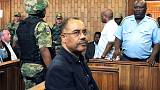 Former Mozambican finance minister challenges detention in South Africa