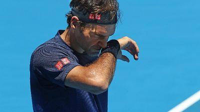 Le lacrime di Federer per l'ex tecnico