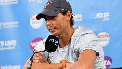 """Aus Open, Nadal fiducioso, """"sto bene"""""""