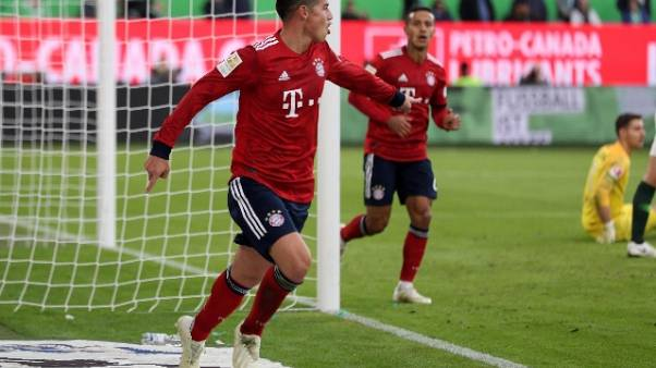 Arsenal: James Rodriguez nel mirino