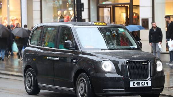 London taxi-maker delays arrival of first van
