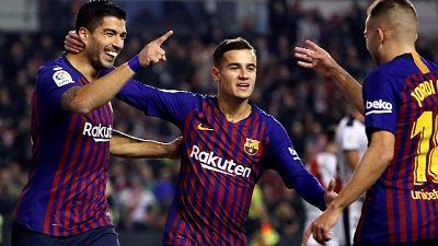Coutinho riserva Barca, United lo punta