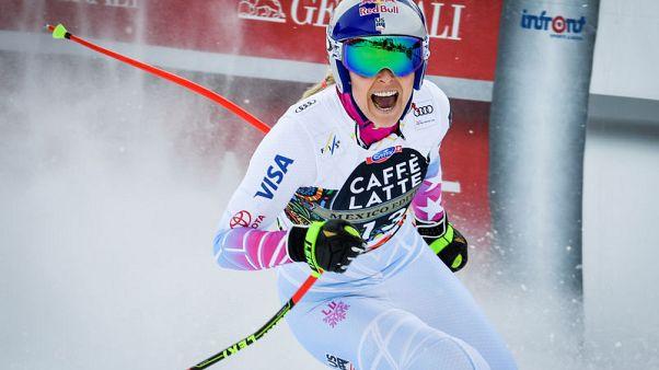 Alpine skiing: Vonn to make season's debut in St Anton