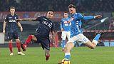 Napoli: Ruiz, scudetto? Con Juve è dura