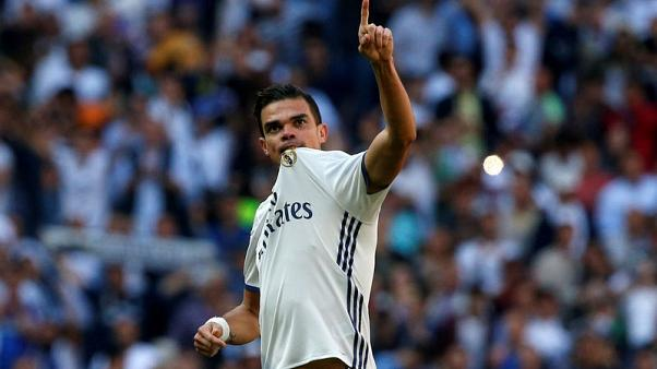 Portuguese defender Pepe returns to Porto
