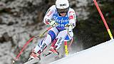Ski alpin: la descendeuse Tiffany Gauthier blessée à la cheville gauche