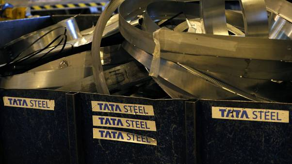India's Tata Steel says weak Europe output to dent third-quarter earnings