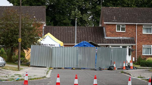 Skripal's UK house to have roof removed for nerve-agent decontamination