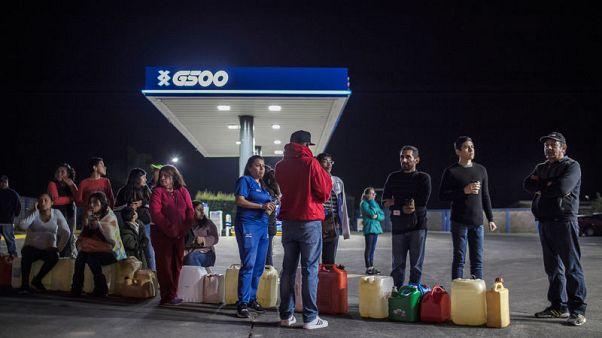 Mexico fuel theft curtailed, secret 'hose' found in refinery - Obrador