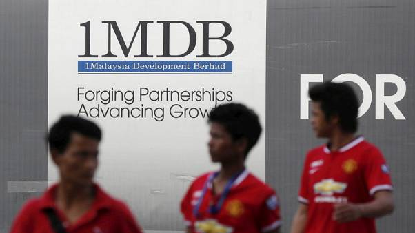 China denies report of bailout offer for scandal-plagued Malaysian fund
