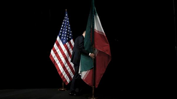 U.S. says aware of reports of Iran's detention of U.S. citizen