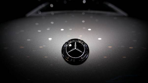 Mercedes claims luxury car crown as analysts eye challenger Tesla