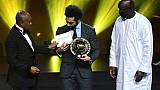 L'Egyptien Mohamed Salah remporte le prix du meilleur joueur africain de l'année (CAF)