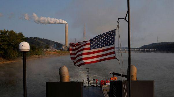 زيادة الانبعاثات الكربونية بأمريكا في 2018 بسبب نمو الصناعة والطلب على الوقود