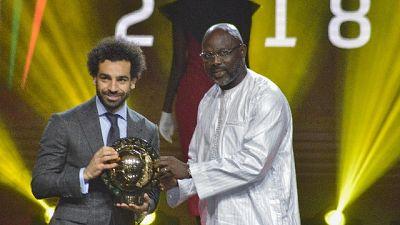 Salah 'calciatore anno' dell'Africa