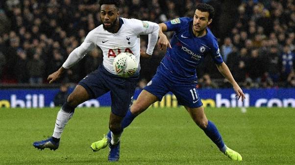 Coppa di Lega, Tottenham-Chelsea 1-0