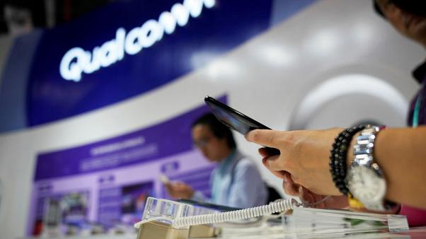 """Qualcomm says Apple CEO's comment """"misleading"""""""