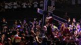 Filipinos display Catholic devotion in Black Nazarene procession
