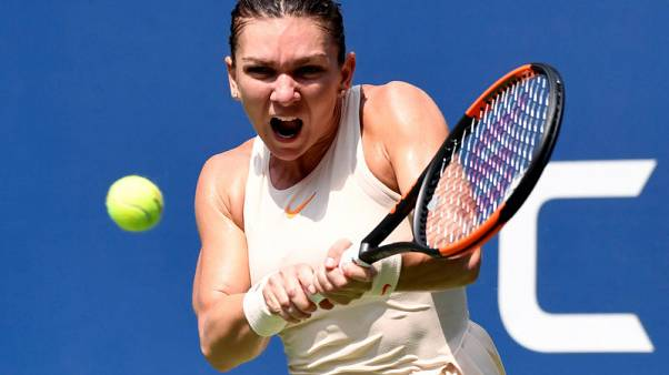 Halep falls to Barty in Sydney second round