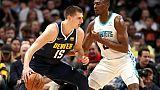 NBA: Denver et Toronto, les leaders ont du cran