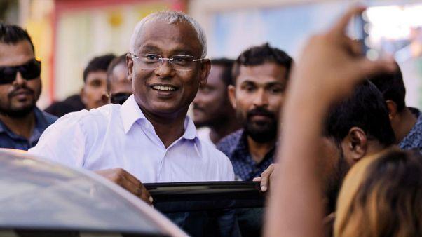 Maldives president appeals for details of graft under predecessors